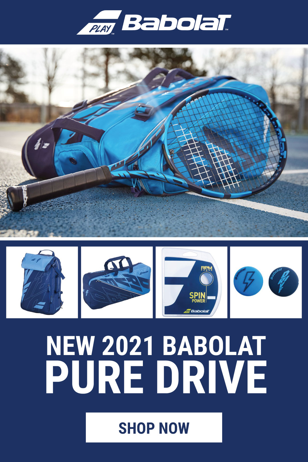 Babolat Pure Drive Collection