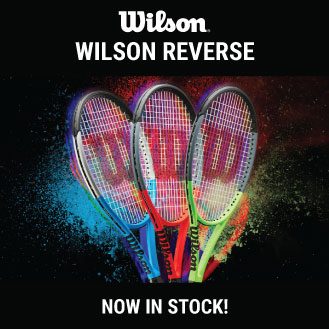 Wilson Reverse and Reissue Tennis Racquets