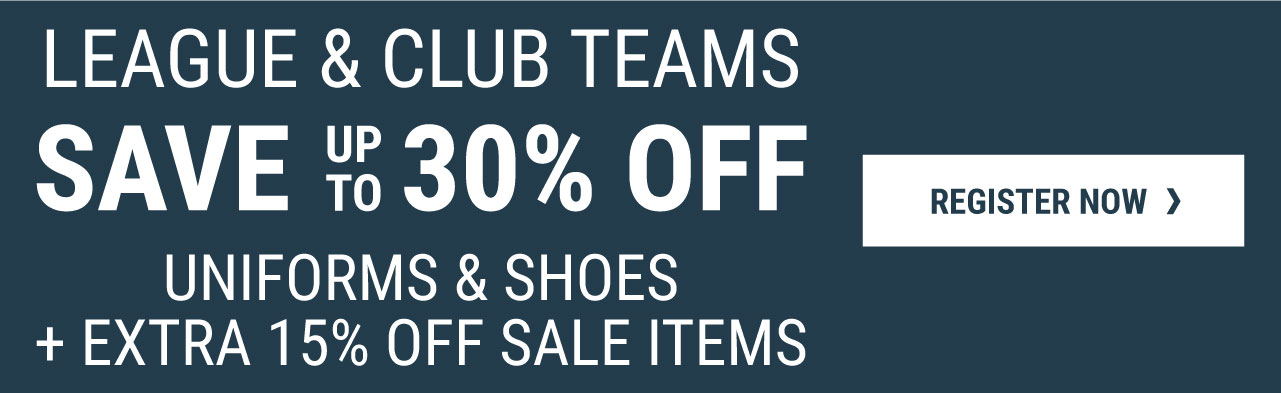 Club and League Showroom sign up