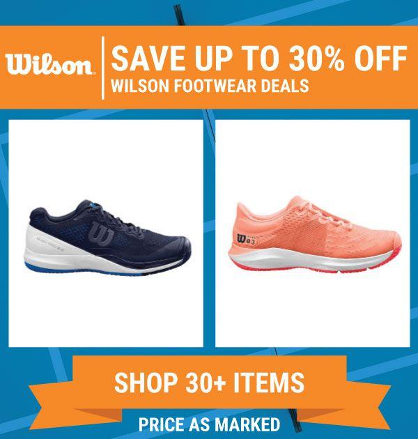 Wilson Sale Tennis Shoes