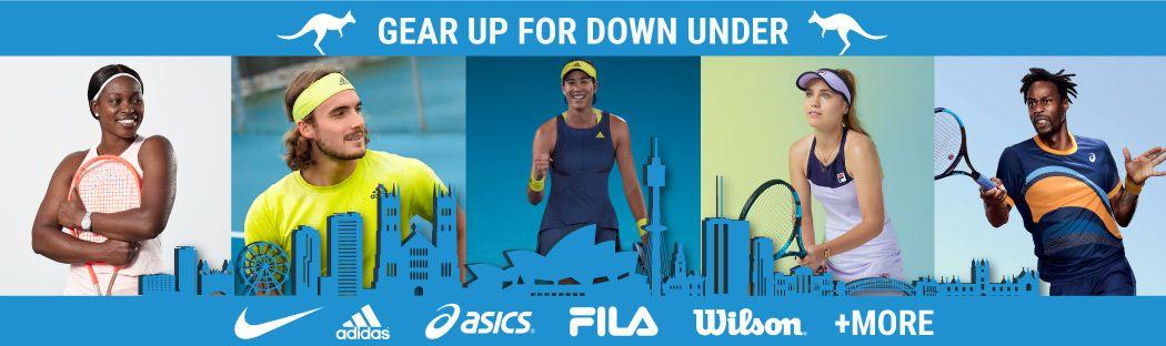 Aussie Open Tennis Gear