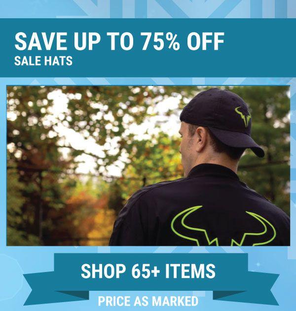 Sale Tennis Hats