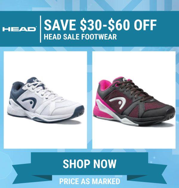 Head Sale Tennis Shoes