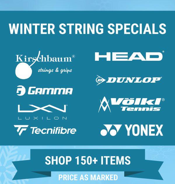 Sale Tennis Strings