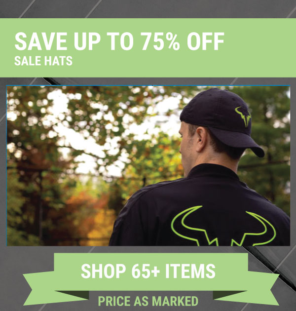 Sale Tennis Hats