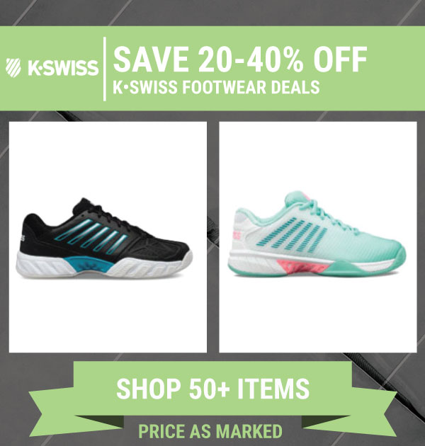 K-Swiss Sale Tennis Shoes
