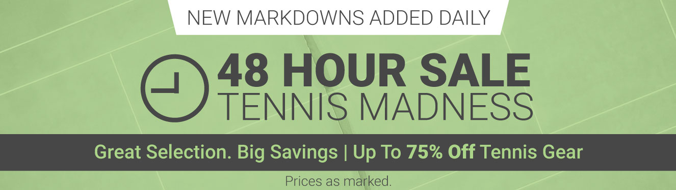 Tennis Madness Sale