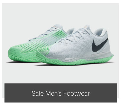 Save on Nike Men's Tennis Shoes