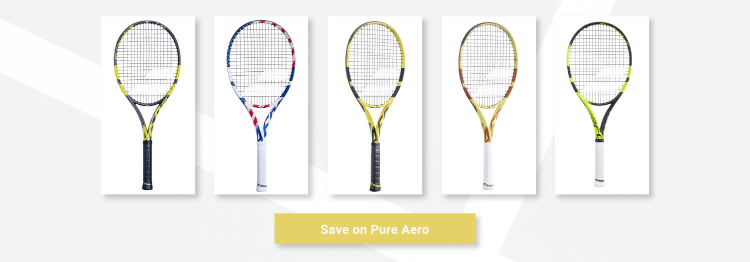 Babolat Pure Areo Tennis Racquet Sale