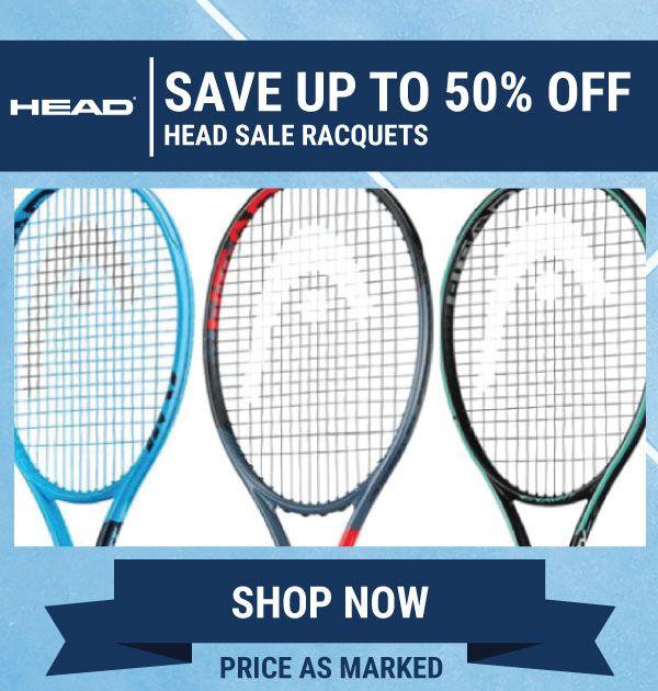 Head Sale Tennis Racquets