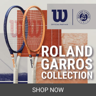 Wilson Roland Garros Collection