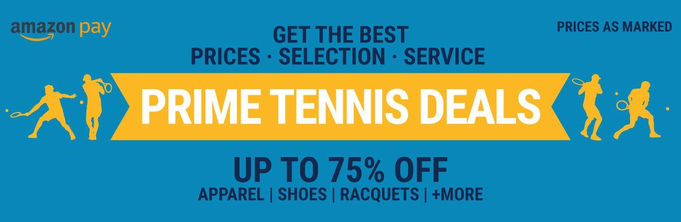 Prime Tennis Deals