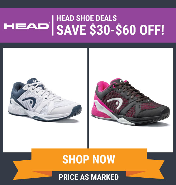 Head Sale Tennis Shoes