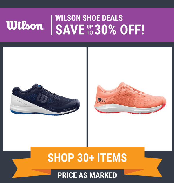 Wilson Sale Tennis Shoes
