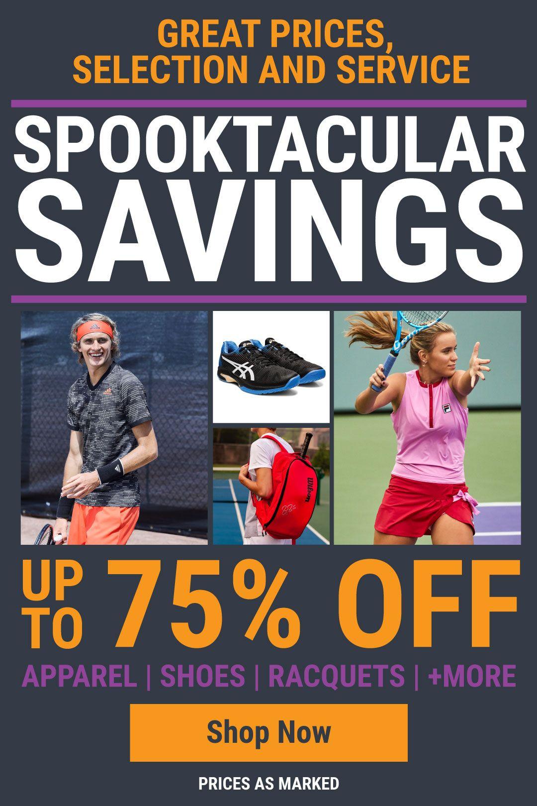 Spooktacular Savings Sale