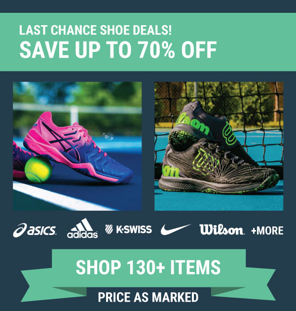 Last Chance Footwear Deals