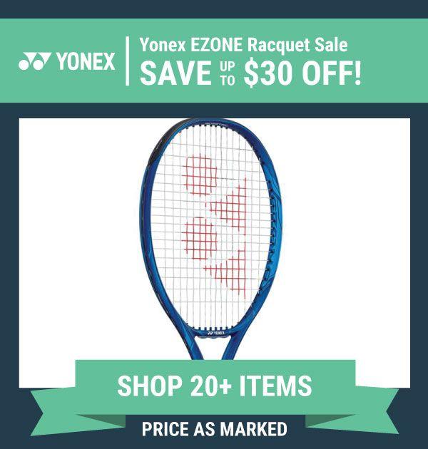 Yonex Sale Tennis Racquets