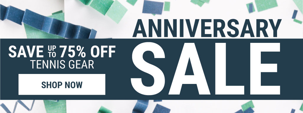 Midwest Sports Tennis Anniversary Sale