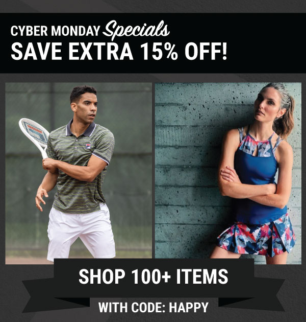 Cyber Monday Tennis Deals