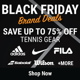 Black Friday Tennis Deals From Top Brands: Babolat, Wilson, Head and more