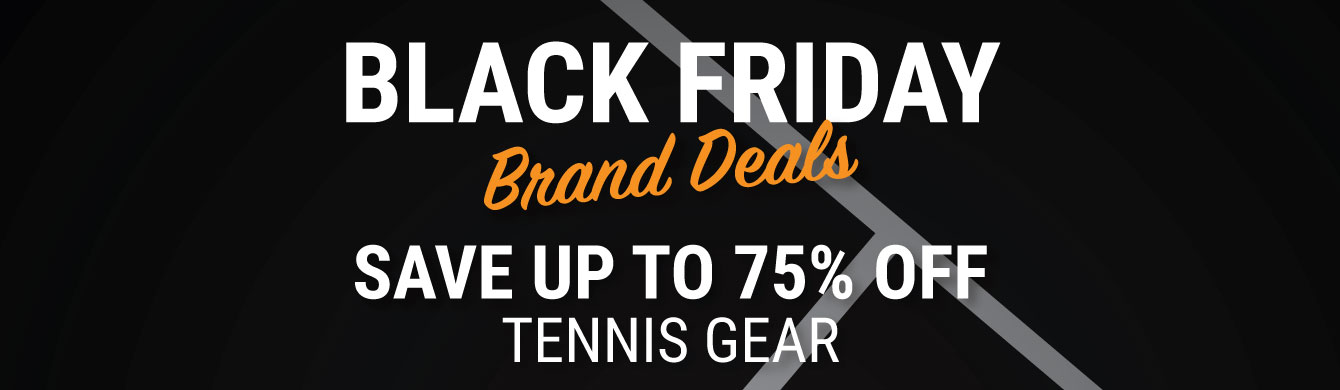 Black November - Tennis Apparel, Racquets, Bags, Shoes and more