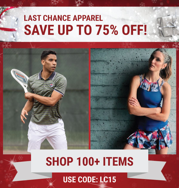 Last Chance Apparel Deals