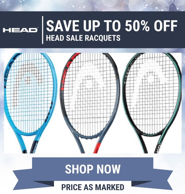 Head Sale Tennis Racquets