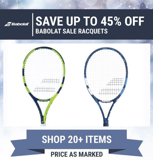 Babolat Sale Tennis Racquets