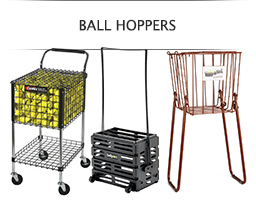 Tennis Ball Hoppers