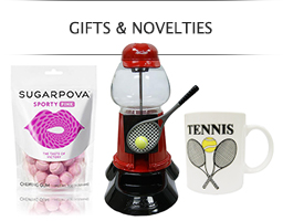 Tennis Gifts & Novelties
