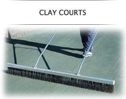 Tennis Clay Court Maintenance