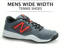 Mens Wide Width Shoes