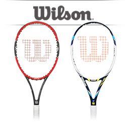 Demo a Wilson Racquet