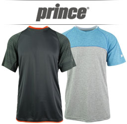Prince Men's Tennis Apparel