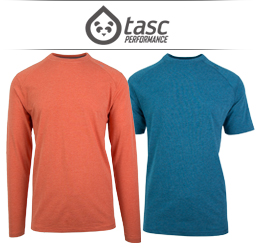 Tasc Men's Tennis Apparel