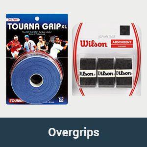 Tennis Grips - Overgrips