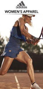 Women's adidas Tennis Apparel