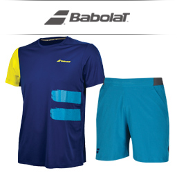 Boys Babolat Tennis Apparel