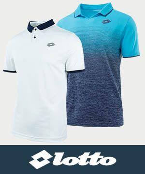 Lotto Men's Tennis Apparel