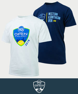 Western and Southern Open Mens Apparel