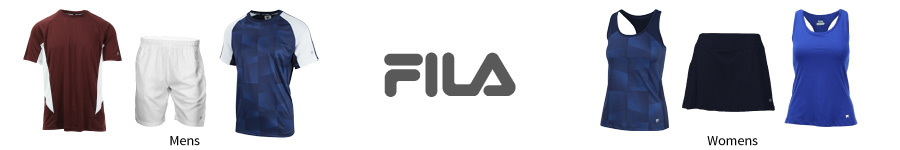 Fila Team Apparel