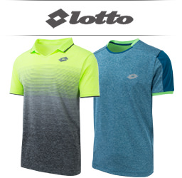 Lotto Men's Tennis Apparel