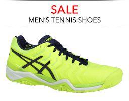Men's tennis shoe sale