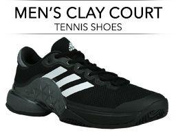 Men's Clay Court Shoes