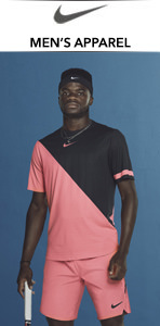 Men's Nike Tennis Apparel