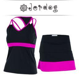 Jerdog Women's Tennis Apparel