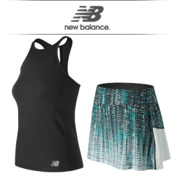 New Balance Womens Apparel