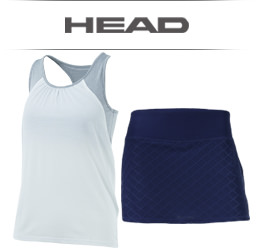 Head Women's Tennis Apparel