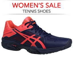 Women's tennis shoe sale