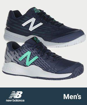 new balance men tennis shoes